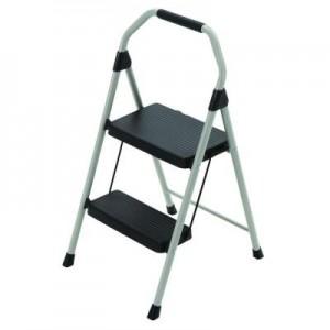 Gorilla Ladders 2-Step Steel Step Stool Ladder Sale