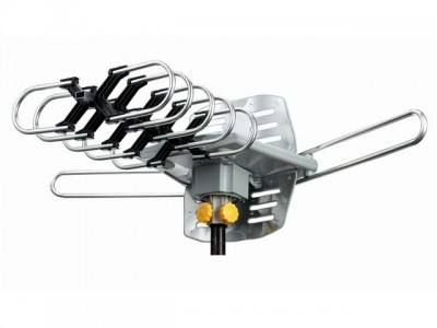 Hisgadget HDTV Outdoor Amplified Antenna Sale