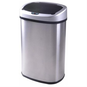 13 gallon Touch free trash can Sale