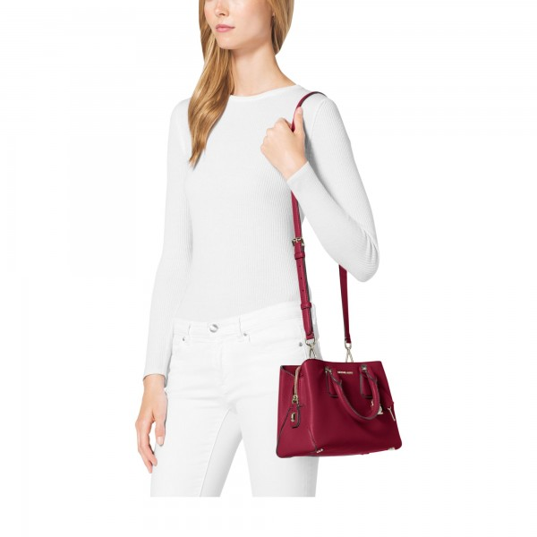michael-kors-cherry-camille-small-leather-satchel-red-product-0-260337381-normal