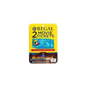 Regal Movie Tickets – 6 Pack Sale