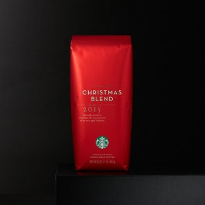 Starbucks Christmas Blend Coffee Sale $4.89 - BuyVia