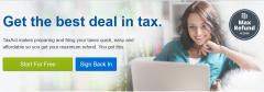 taxact free tax filing