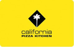 $50 California Pizza Kitchen Gift Card $42.50
