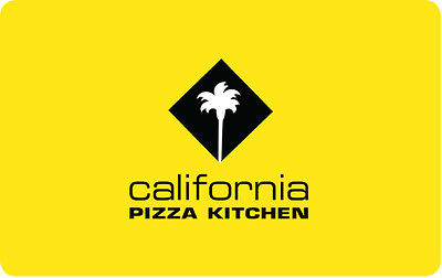 $50 California Pizza Kitchen Gift Card $42.50