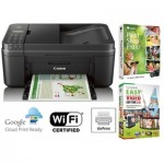 Canon PIXMA MX492 Wireless Printer w PaintShop Pro Software Sale