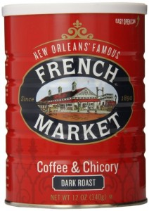 FRENCH MARKET Coffee and Chicory Dark Roast Sale