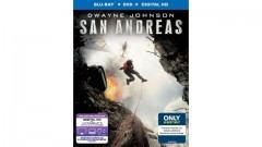 San Andreas Blu-Ray-DVD