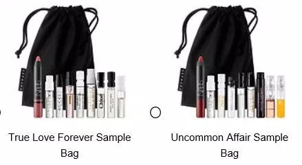 picture of Free Kiss Me, Mist Me Sample Bag w/ $25 Purchase