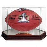 Super Bowl 50 Official Wilson Game Football