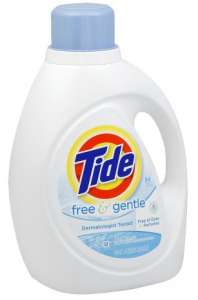 Tide Free and Gentle Liquid Laundry Detergent - 100 oz Sale