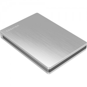 Toshiba Canvio Slim II 1TB External Hard Drive Sale