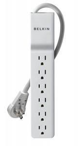 picture of Belkin 6-Outlet Surge Protector Sale