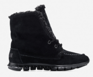 cole haan ZeroGrand Shearling Waterproof Chukka sale