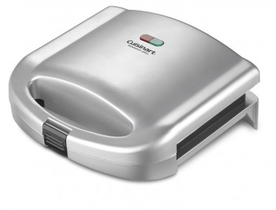picture of Cuisinart Dual-Sandwich Nonstick Electric Grill Sale