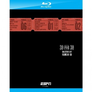 picture of ESPN 30 for 30 Collector's Set Blu-ray