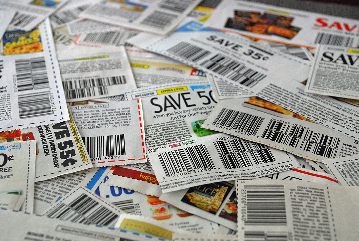 Supermarket Coupons