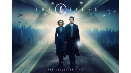 picture of The X-Files: Collector's Set Blu-Ray Sale