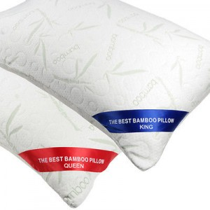 Original Best Bamboo Memory Foam Hypoallergenic Pillow