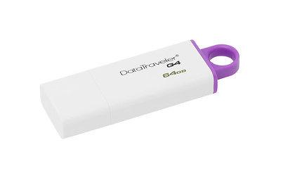 picture of Kingston 64GB Data Traveler USB Flash Drive Sale