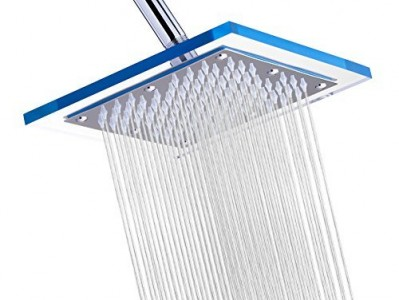 "A-Flow Luxury Rain 8"" Square Shower Head Sale"