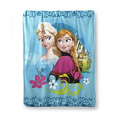 Disney Frozen Fleece Throw Sale
