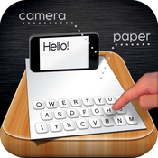 picture of Free Paper Keyboard iOS App