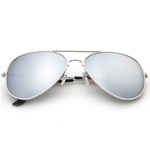 2-Pack: Designer-Inspired Mirrored Aviators Sale