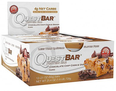 24-Pack QuestBar Protein Bars Sale