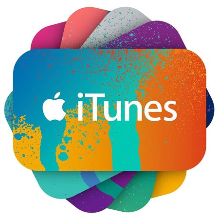 4 – $25 iTunes Gift Cards for $89