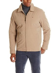 picture of Tommy Hilfiger Men's Micro-Twill Jacket Sale