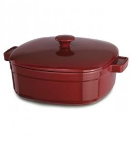 picture of KitchenAid Streamline 3-qt Cast Iron Casserole Sale