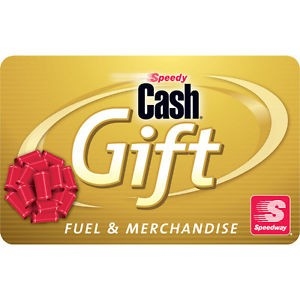8% off Speedway Gas Gift Card