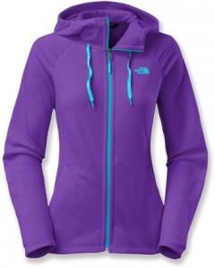 picture of The North Face Mezzaluna Women's Fleece Hoodie Sale