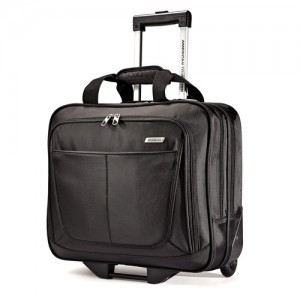 American Tourister Wheeled Mobile Office sale
