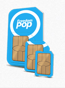 Freedom pop global sim card