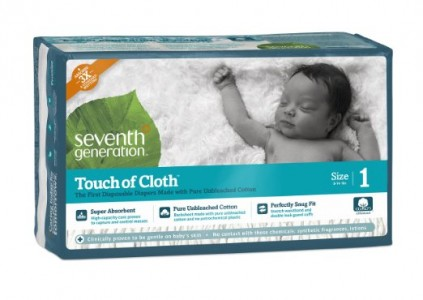 picture of Seventh Generation Diaper Sale