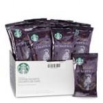 Starbucks coffee winter sale