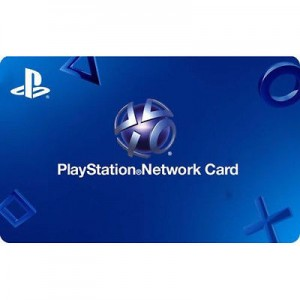 $50 Sony PlayStation Network Gift Card $43