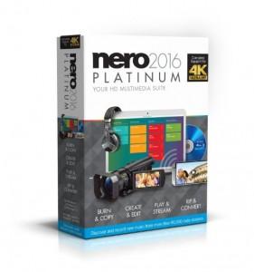 Nero 2016 Platinum sale