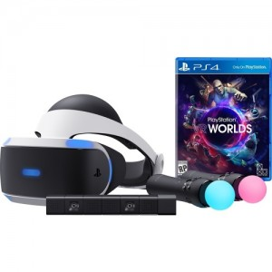 Sony PlayStation VR Launch Bundle Sale