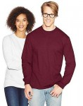 Hanes Adult Beefy T Long Sleeve Shirt Sale