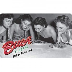 picture of $60 Buca di Beppo Gift Card for $50