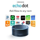 picture of Two Amazon Echo Dot 2nd Generation with Alexa Sale