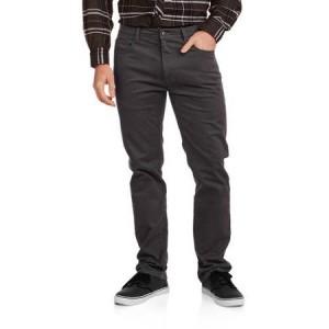 No Boundaries Men's 5 Pocket Stretch Twill Pants Sale