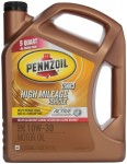 Pennzoil 10W-30 Motor Oil Sale