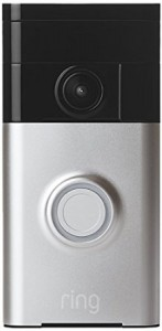 Ring Video Doorbell Wi-Fi Enabled Smartphone Compatible Sale