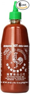 picture of Sriracha Chili Sauce 6 pack - 28 ounce Sale