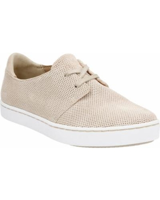 womens-clarks-leara-blend-sneaker-sand-suede-casual-shoes