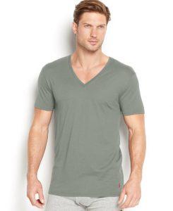 picture of Polo Ralph Lauren Men's V-Neck T-Shirt 3pk Sale